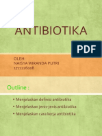FARMA 9 - ANTIBIOTIKA