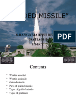 Guided Missile Mah