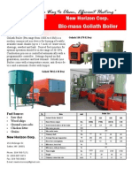 Goliath Brochure