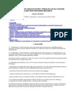 Ne 008 97 Normativ Privind Îmbunătăţirea Terenurilor de Fundare Slabe Prin Procedee Mecanice
