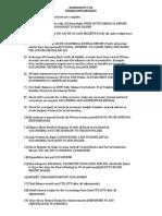 BISD End of Month Checklist