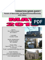 Parish Newsletter (PINS) May 2018