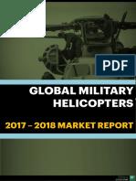 Global Military Market Report 2017-2018