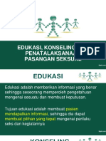 Konseling Dan Edukasi