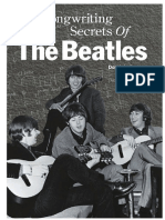 Beatles Songwriting Secret