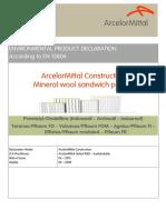 EPD Mineral Wool Panel Prm--03c8c019643a2daaa51e68ba2a8db02b
