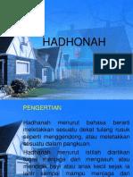 Hadhonah