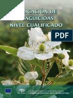 Aplicación de Plaguicidas. Nivel Cualificado_2015
