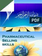 pharmaceuticalsellingskills-131207023600-phpapp01