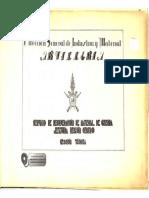 Catálogo de Proyectiles y Cargas de Proyección -FRGCE