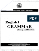 English-I-Grammar - Material de Todo El Año