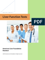 Liver Function Test Handout 2016