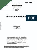 Lipton Poverty