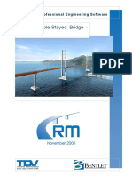 RM E Cable Stayed Bridge DIN