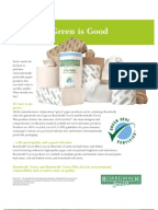 Environmentally Degradable Polymeric Composite Materials Standard image