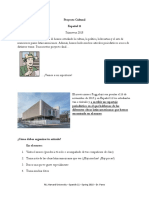 Proyecto Final Spanish 11 Spring 2018