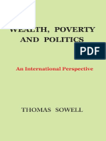Thomas Sowell - Wealth, Poverty and Politics an International Perspective