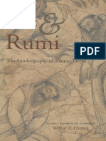 Me and Rumi - The Autobiography of Shams-i Tabrizi