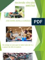Estableciendo Vínculos Daniel Bonilla 7d