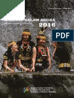 Kabupaten Malinau Dalam Angka 2016