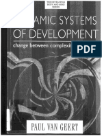 Dynamic Systems of Development