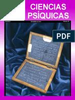 Diario de Ciencias Psíquicas - Nº10 - Diciembre 2017