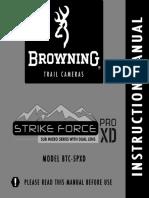 Strike Force Pro XD BTC-5PXD