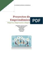 Proyecto de Emprendimiento Grupo2 Empresa