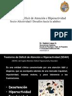 1 TDAH Socioafectividad Montevideo Julio 2015