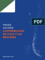 """Informe Sostenibilidad """"Chile y sus Regiones"""""""