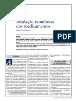 Avaliação Econômica de Medicamentos