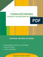 Farmacoeconomia - Conceitos e Aplicação Na Auditoria