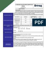 Ficha Tecnica Hipoclorito de Sodio-1
