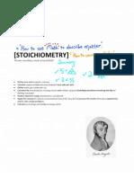 Mole Concept Study Note