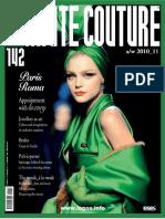 Haute Couture. Collezioni. 142.2010