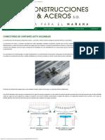 CONECTORES DE CORTANTE AUTO SOLDABLES - Construcciones y Aceros SA.pdf