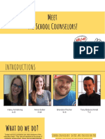 meet  the school counselors
