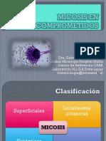 Micosis en InmunocompABA