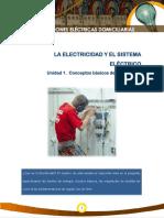 1 Conceptos Basicos Electricidad u1_electricidad