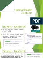 Aula 03 Browser (Responsabilidades)