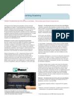 Cisco Academy Panduit