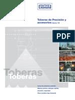 Catalogo Lechler Edicion 108 TOBERAS