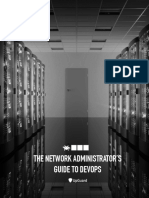 Featured eBook Network Admin Guide to DevOps