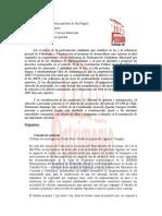 Propuesta Ciclovia PR San Miguel