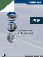 System 700 Sales Brochure