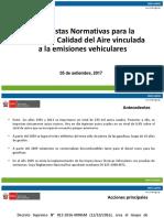 PPT LMP Emisiones Vehiculares