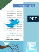 090914 Twitter Case Study