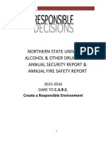 Responsible Decisions Report