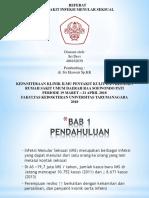 PPT Edit Referat IMS - Kulit Devi Ori