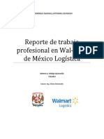Informe wal mart